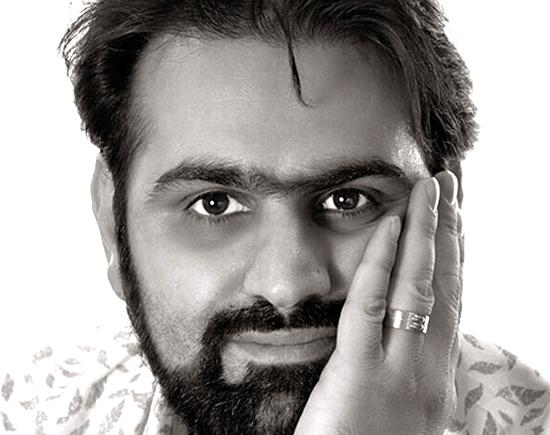 Mehdi Azarkheil Portrait